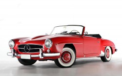 Mercedes Benz 190 SL 1959 3-4