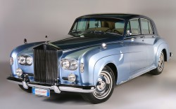 Rolls Royce Silver Cloud III 1963 b