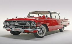 chevrolet impala sport sedan 1960 b