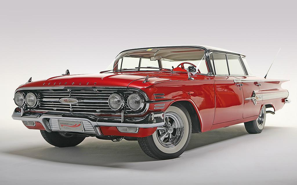 Chevrolet Impala Sport Sedan 1960 Autoservizi Viola